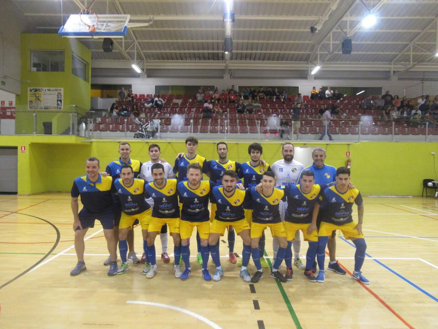 El Gran Canaria sigue imparable frente al Aguas de Teror
