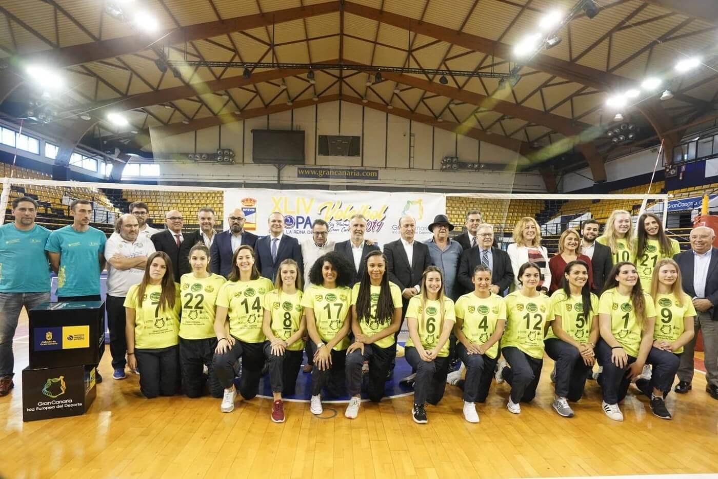 El IBSA CV CCO 7 Palmas aspira a organizar la Copa de La Reina y la Copa Princesa 2021